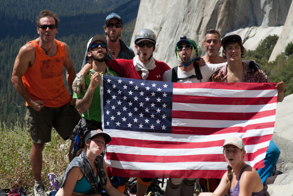 Yosemite Veterans Trip 2015 Group Photo