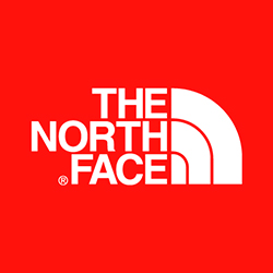 The North Face Logo 250x250 Red