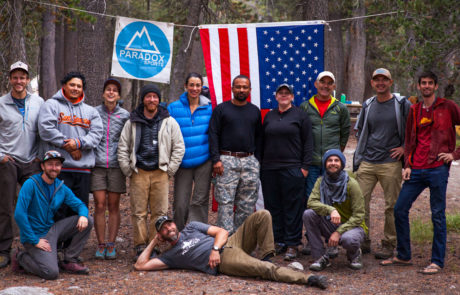 Yosemite 2017 Group Photo