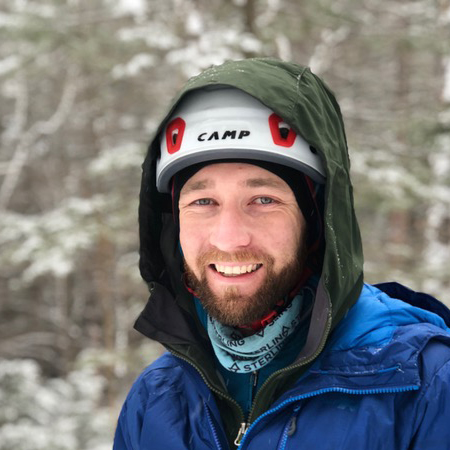 Adam Fisher Program Lead and Guide