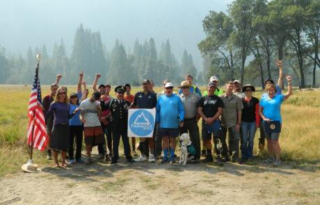 Yosemite Veterans Trip