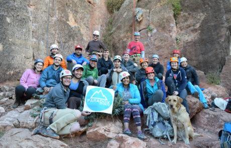 Shelf Road Trip Group Photo