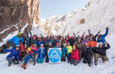 Ouray Trip Group Photo