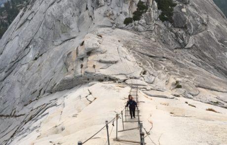 Climbers in Yosemite