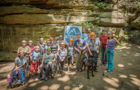 Red River Gorge Group Photo