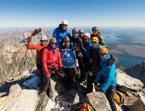 Veterans to climb the Grand Teton 2019