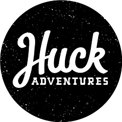 Huck Adventures Logo