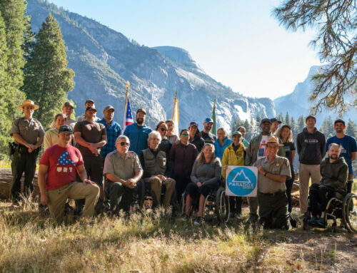 Veterans and Yosemite National Park