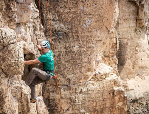 Shelf Road: Paving the Path for Future Climbers