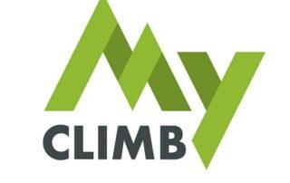 myClimb logo